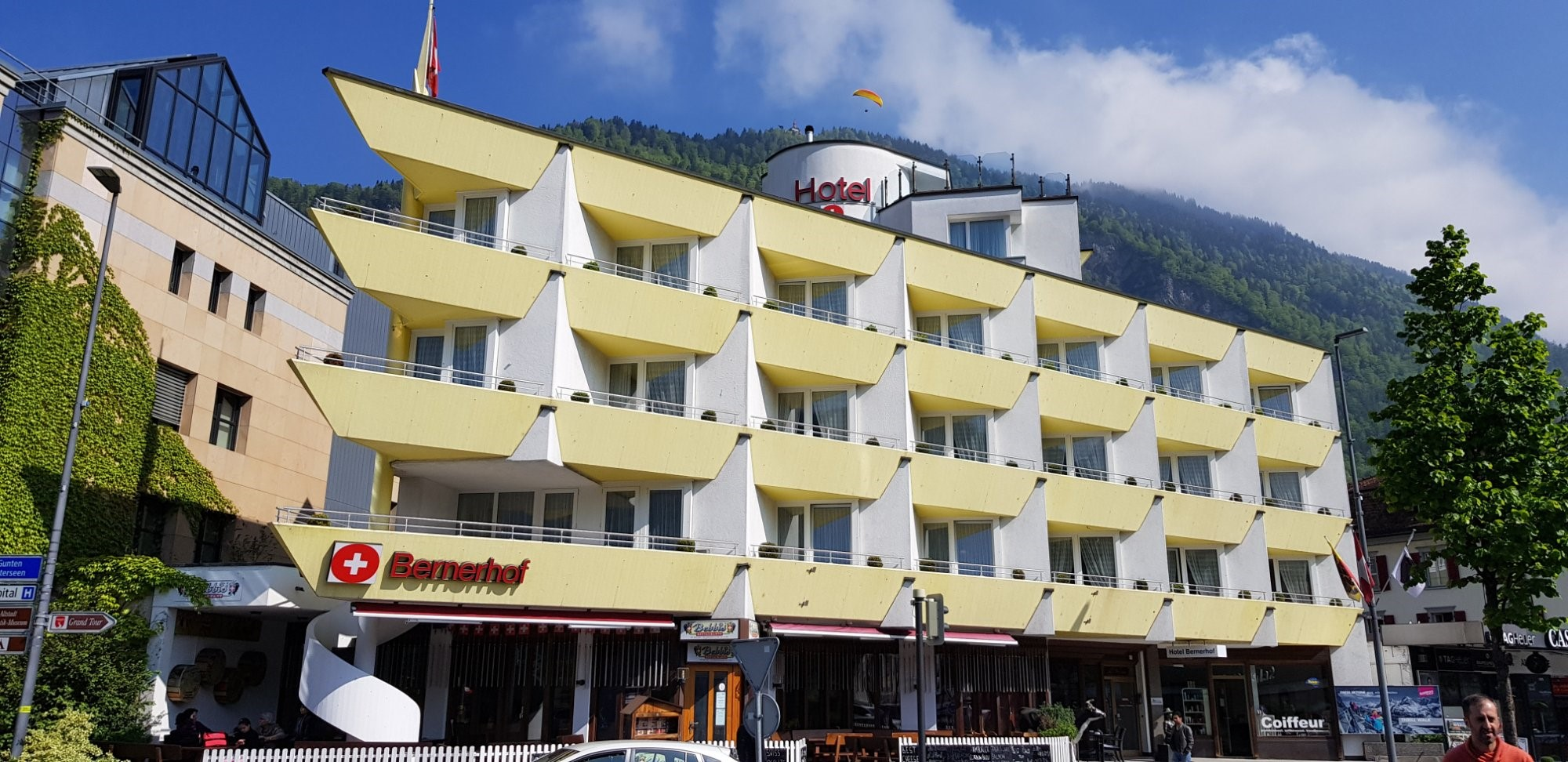 Hotel Bernerhof, Switzerland image