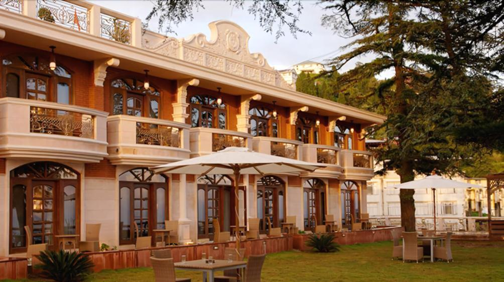 The Golden Palms Hotel & Spa, Mussoorie image