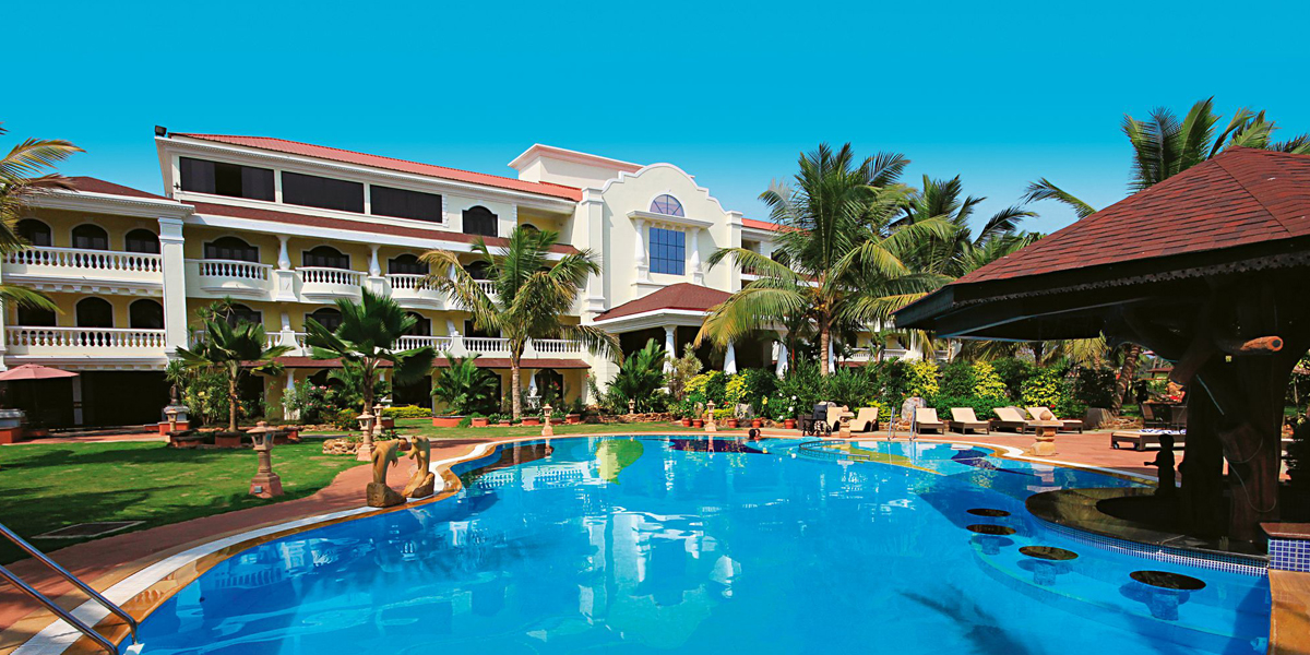 Joecons Beach Resort & Spa, Goa image